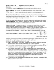 Review Sheet _9