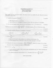 Notes 03 - Long Exam 03 - Answer Key