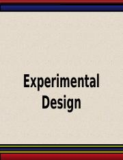 LECTURE_11_ Experimental Design 1.ppt