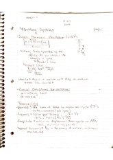 Vibrating Systems Notes