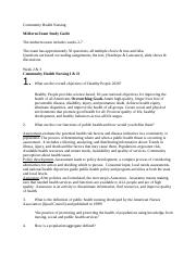 Community_study_guide_mid_term.doc