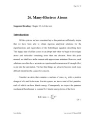 pchemII.lecture26.Many-Electron_Atoms