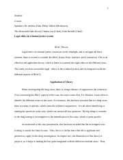 Legal ethics in criminal justice system 0.docx