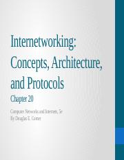 C20 Internetworking(1)