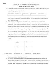 Biology 105 SexlinkedtraitsWorkSheet for lab.doc