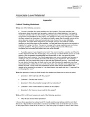 university of phoenix critical thinking worksheet University of phoenix material asking questions worksheet  hum/115 self analysis worksheet becoming a skilled critical thinker takes practice to improve the level of your critical university of phoenix hum/115 critical thinking in everyday life hum 115 i am an example question i am an example question.