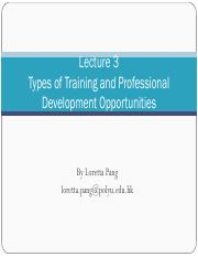 Lecture 3_Types of Training and Professional Development Opportunities_Student.pdf