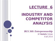 lecture_6_-_industry_and_competitor_analysis