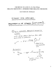 CHEM 281 2011-3 Lecture Notes 35 - WEEK 13