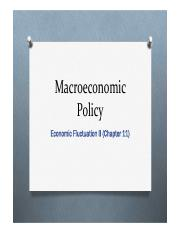 Week 07(Economic Fluctuation II, Ch 11).pdf