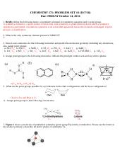 CHEMISTRY 171 F16 HW #3 Answer Key.doc