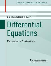 Differential Equations Methods and Applications [2016].pdf