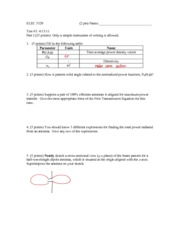 Practice Test 3 (Spring 2011)
