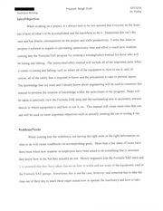 Technical Writing Proposal Essay