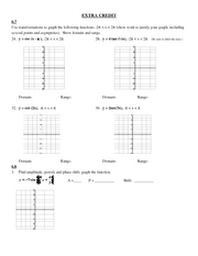 Study Guide on Harmonic Motion
