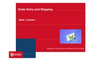 INFS5000_Week7_2014_SolutionOrderEntryandShipping