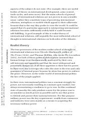 International relations week 7 required reading pgs 72-75 full text pdf