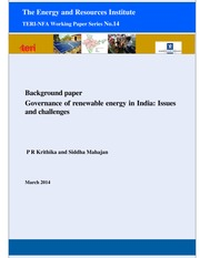working-paper-14-Governance-of-renewable-energy-in-India-Issues-challenges