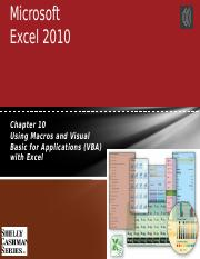 Excel Chapter 10.pptm