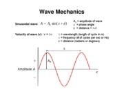 Lecture 13 - Quantum mechanics