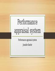 Performance appraisal system.pptx