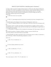BIOLOGY QUIZ CHAPTER 11.docx