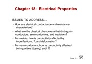 Ch18-Electrical properties
