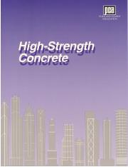 High Strength Concrete.PDF