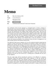 ACCT420 Unit 1 IP Memo Managerial Acctg Envrnmnt.docx