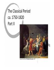 HUMA1102.Week_6.Classical_Period_II