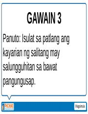 Labeling Parts with Description - Filipino Version.ppt
