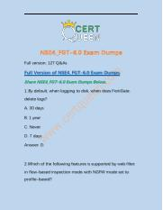 2019 Fortinet NSE4_FGT-6.0 Exam Dumps Questions.pdf
