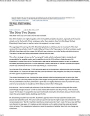 Review & Outlook_ The Dirty Two Dozen - WSJ