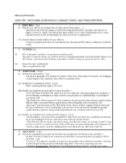 Rhetorical Worksheet_Intertextuality and the Discourse Community