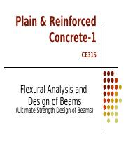 Lec-11_12 -Flexural Analysis and Design of Beams.ppt1.ppt