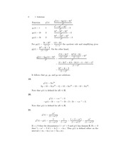 Ordinary Diff Eq Exam Review Solutions 4