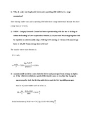 Physics Assignment Module 02