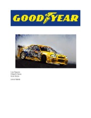 Goodyear Tire project Operations Management