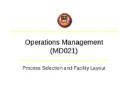md021_Topic05_ProcessSelectionFacilityLayout