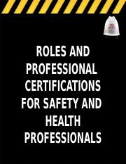 Ch 4 ROLES AND PROFESSIONAL  CERTIFICATIONS.ppt