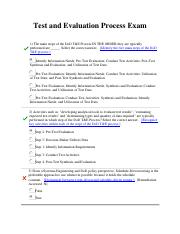 Test and Evaluation Process Exam.pdf