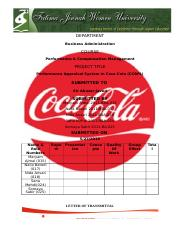 performance & Compensation COCA-COLA (Group G).docx