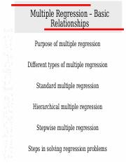 Project_on_Multiple_Regression_–_Basic_Relationships__PPT_