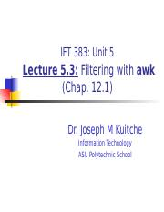 Lecture5.3 awk.ppt