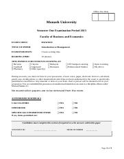 Exam S1 2013 MGW1010_FINAL.docx