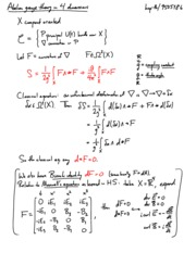 Applications of Quantum Field Theory to Geometry Lecture 9 four-dimensional-abelian-gauge-theory