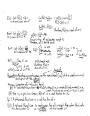 notes 1 infinite limits business calculus