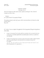 Problem Set #2 - Key - Copy