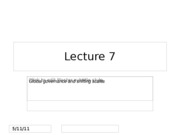 Lecture 7_Global governance