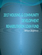 HOUSING & COMMUNITY DEVELOPMENT REHABILITATION LOAN FUND.pptx